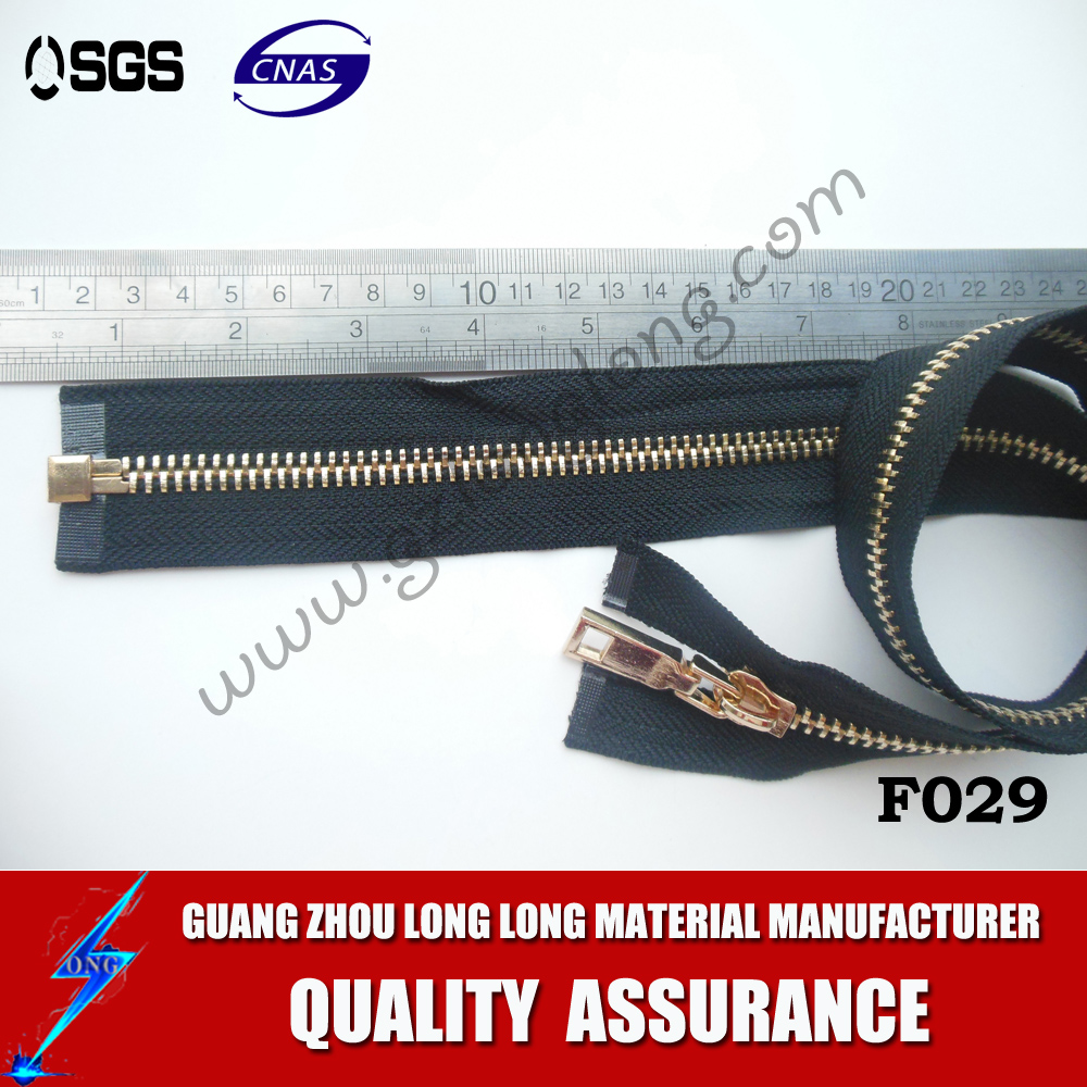Competitive Zipper Prices Leather Jecket Zipper For Fashion