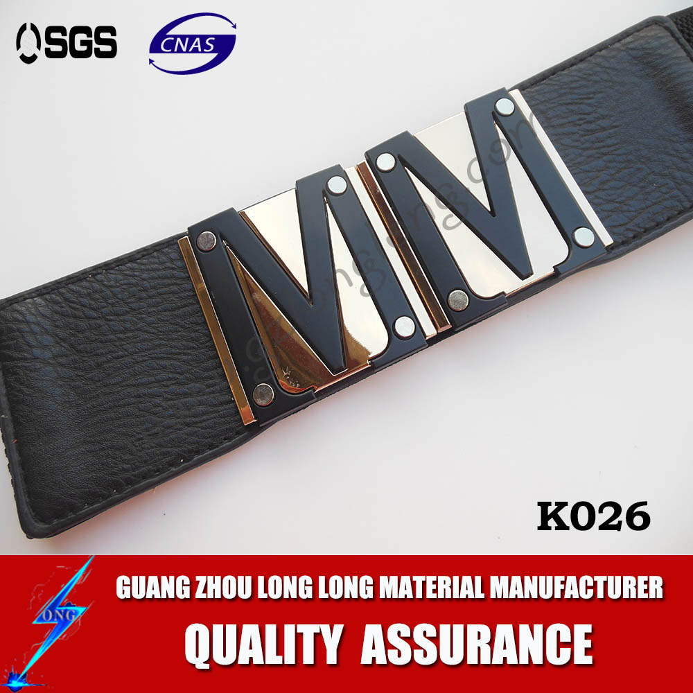 2017 New Arrival Fashion Metal Belt For Women