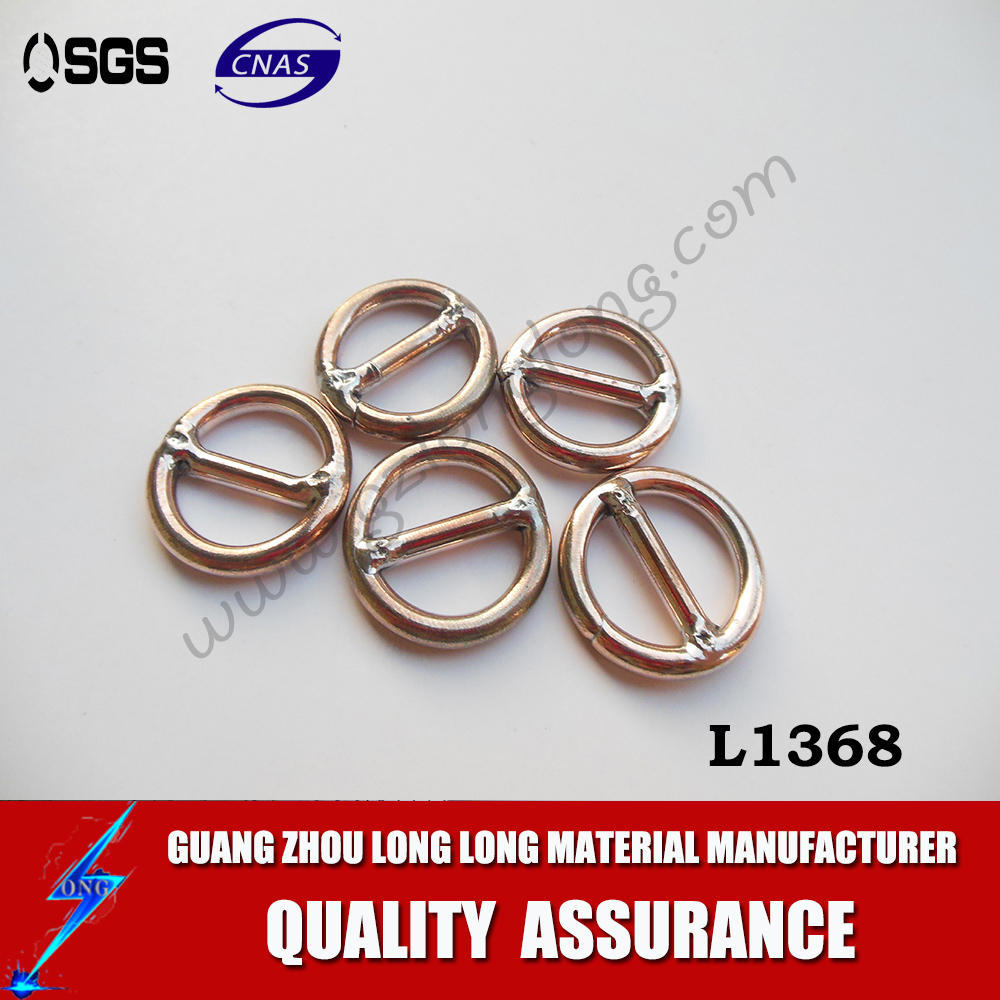 stainless steel RVS O ring with bar