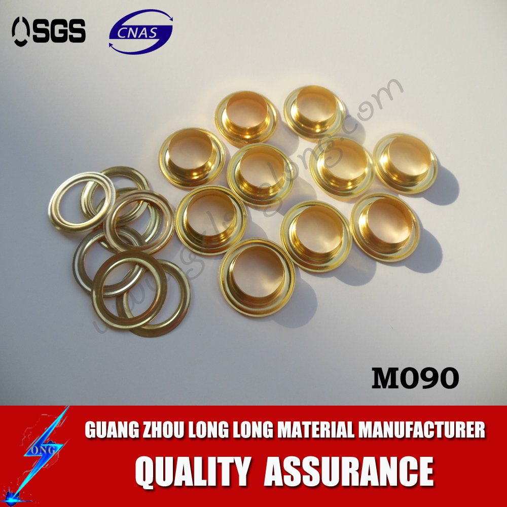 Metal Eyelets For Garment Shoes Trailer