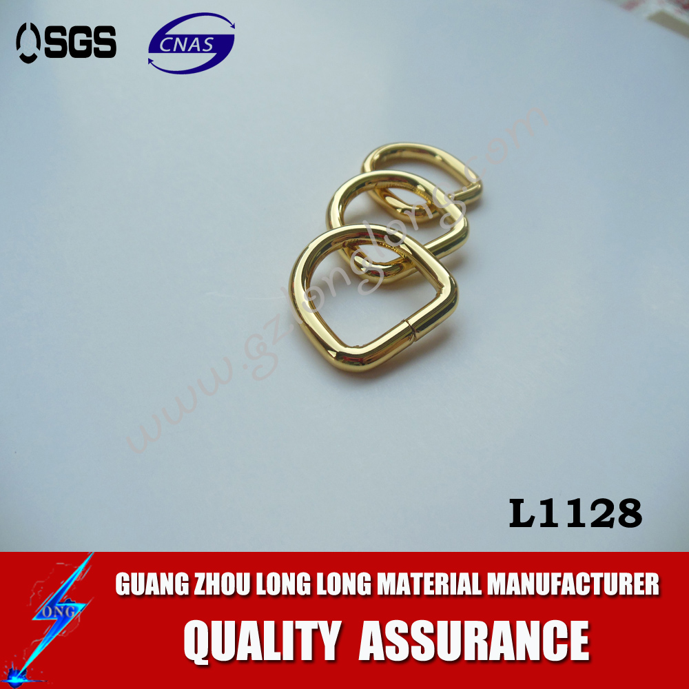 Wholesale Metal Open D ring