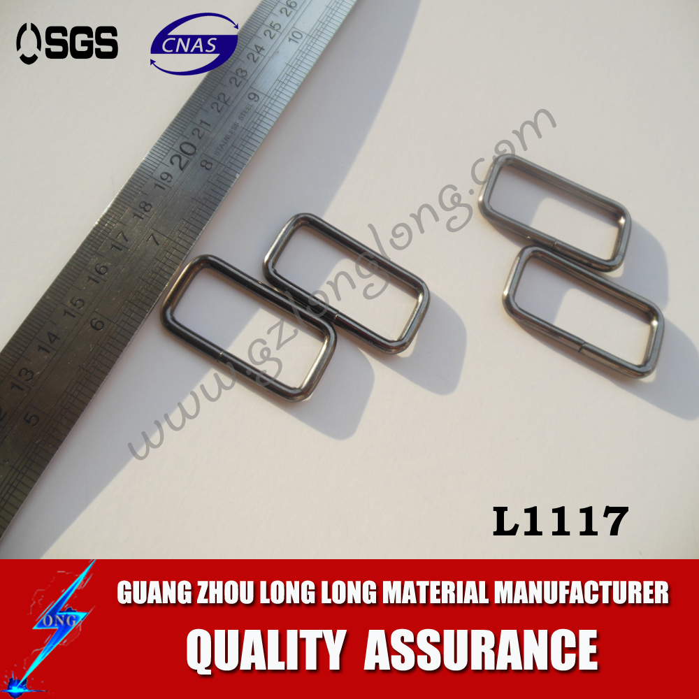 Cheap Custom Metal D-rings For Clothing