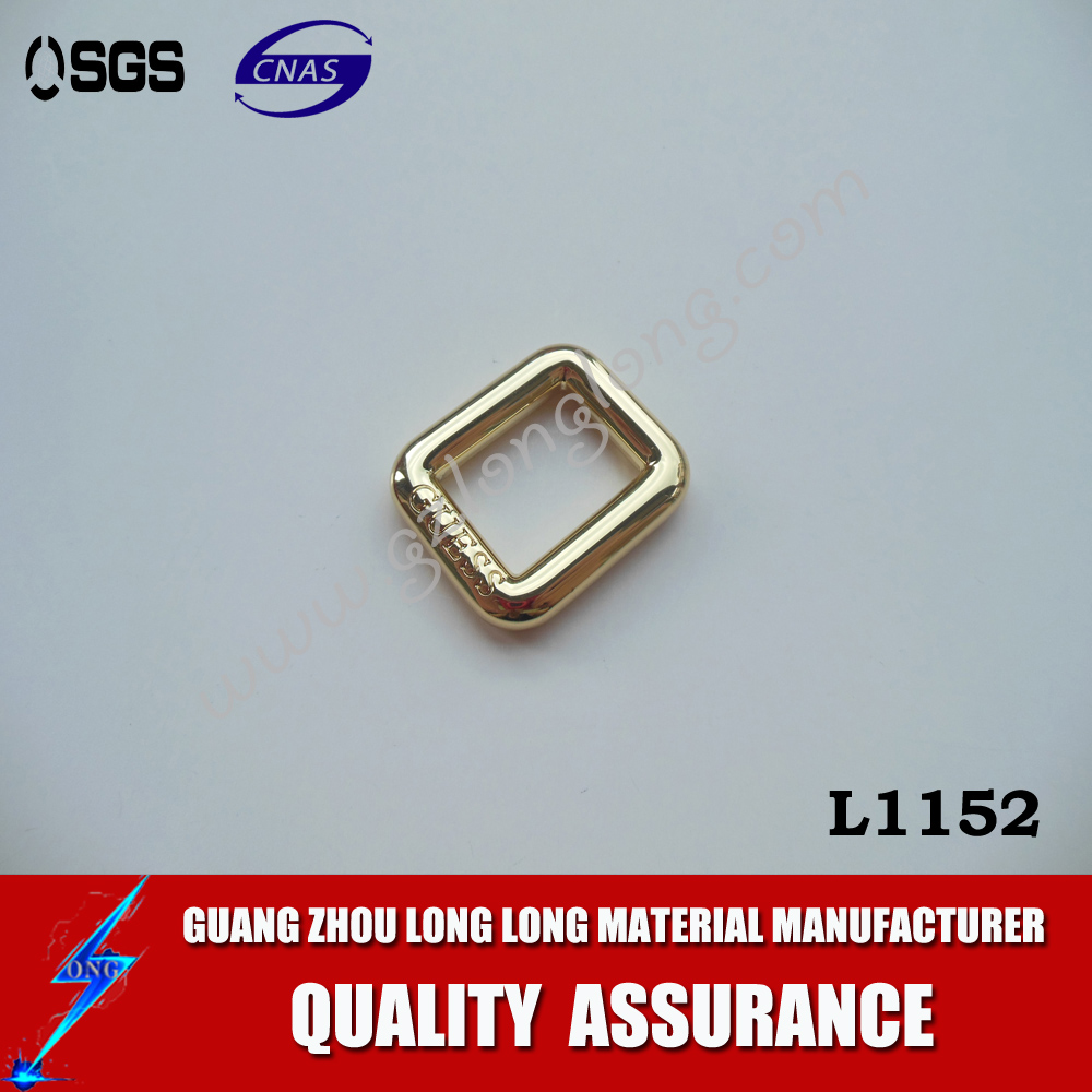 Iron D-ring For Lady's Bag Manufacturer