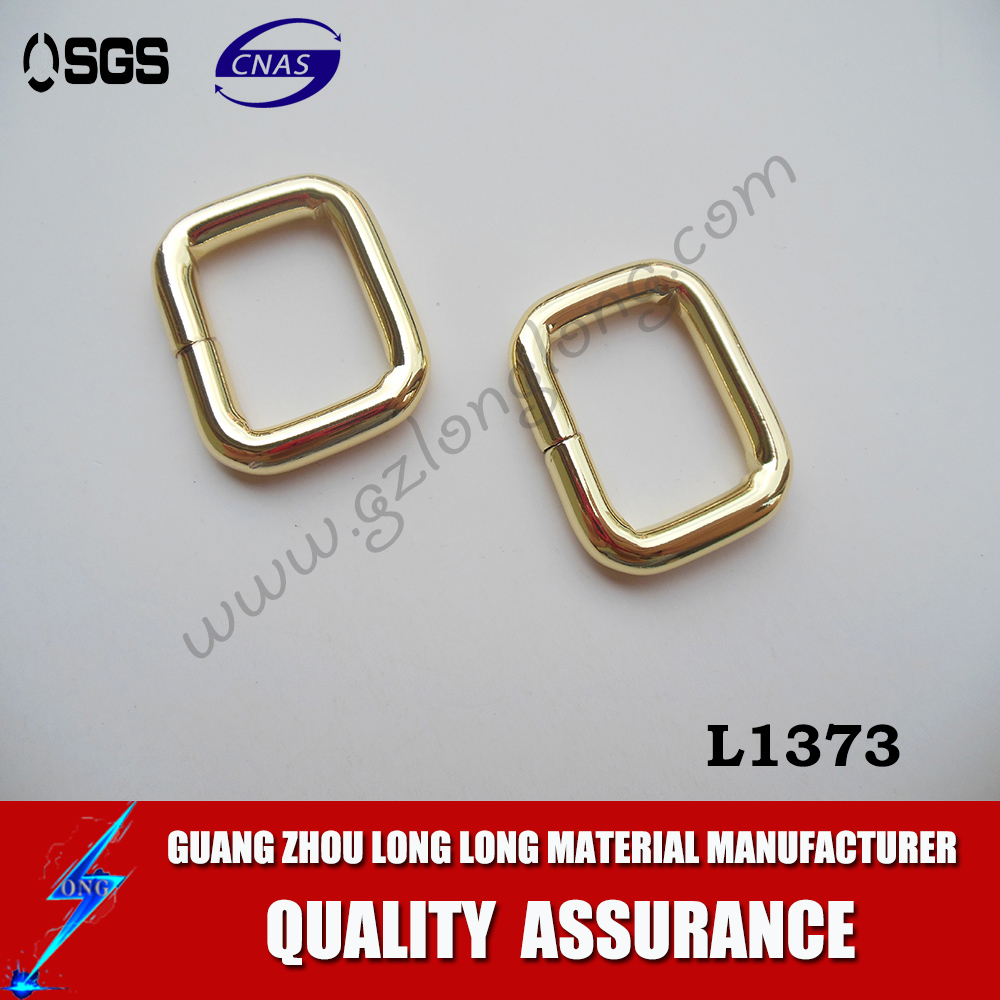 Metal D Ring Buckle For Handbag Metal Small Buckles For Luggage  Buckle