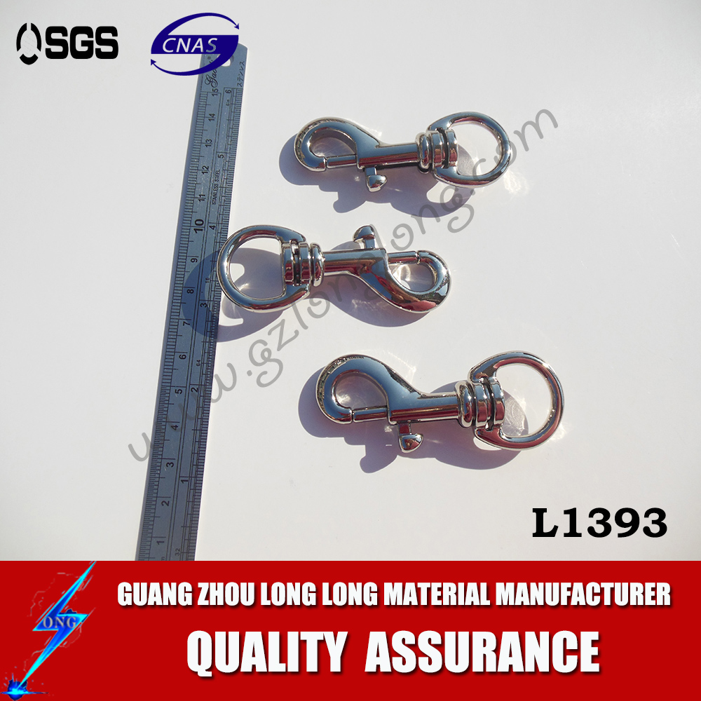 Customized Require Metal Dog Leash Hook Snap Hook