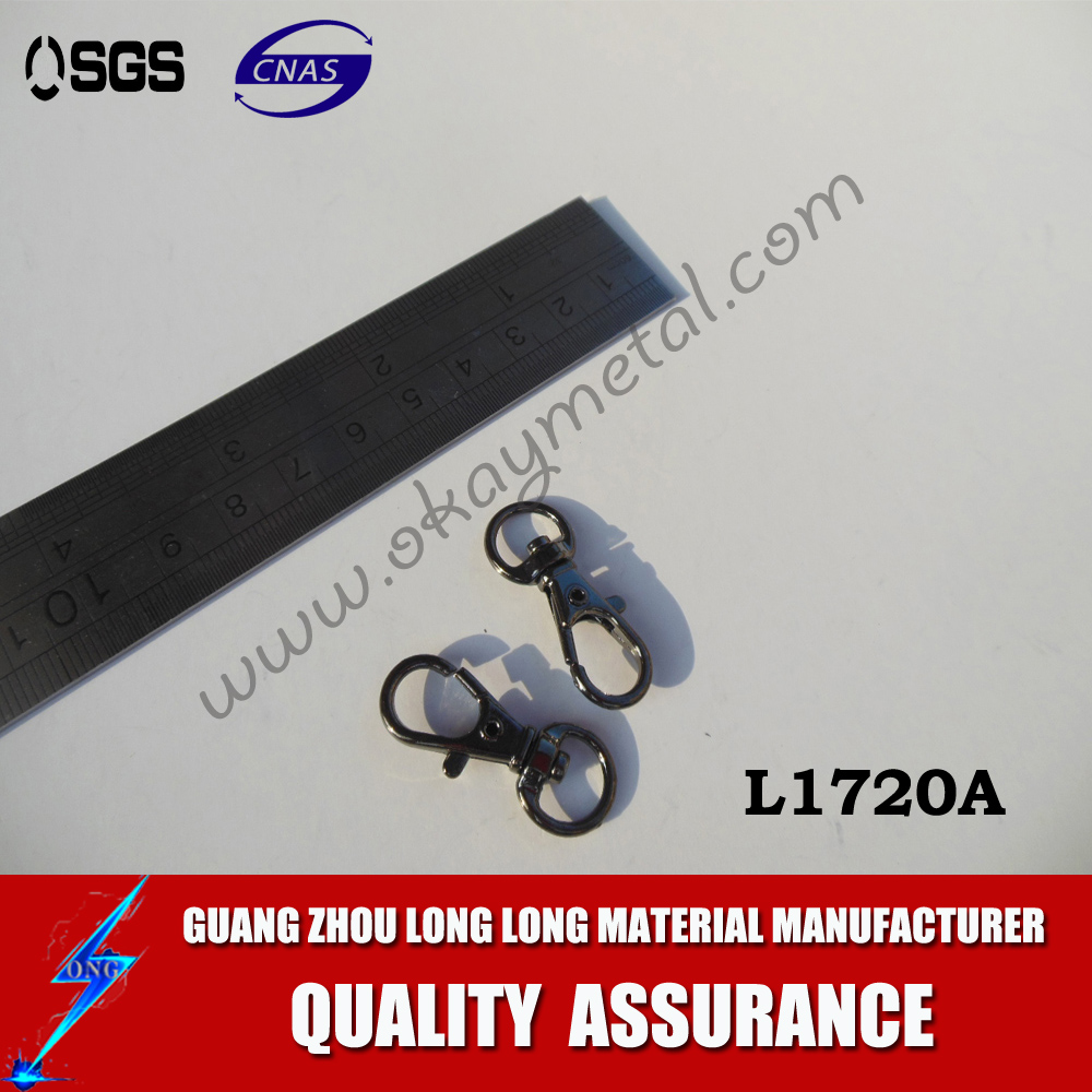 High Quality Tiger Swivel Snap Hook For Bag