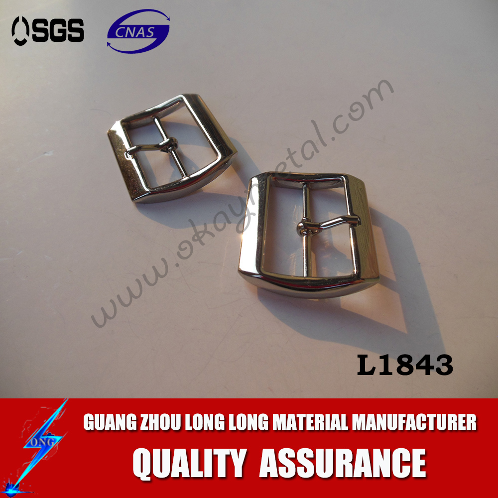 22mm High Quality Metal Pin Belt Buckle Manufacture