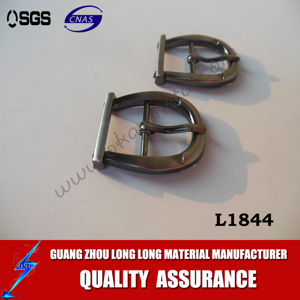 Zinc Alloy Metal Belt Buckle For Garment,Metal Pin Buckle For Bag And Shoe