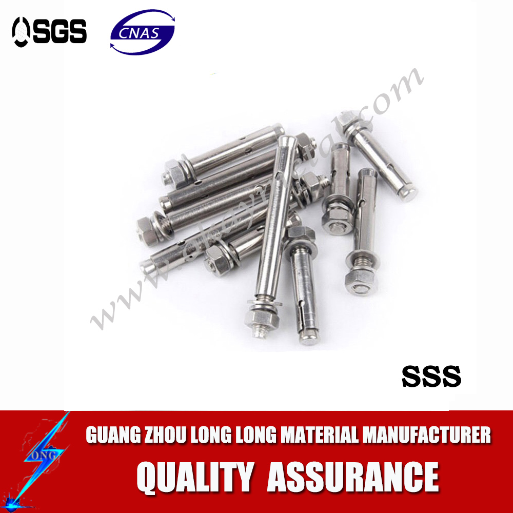 high quality stainless steel m4 eye bolt